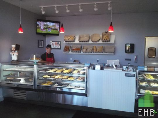 Commercial Construction Bakery
