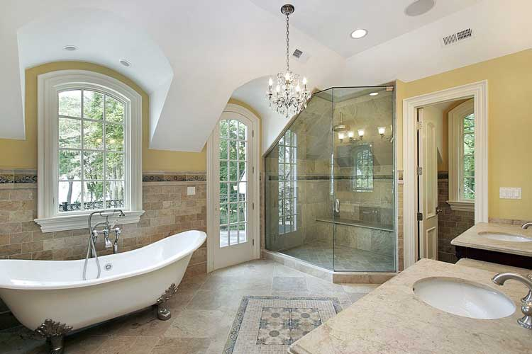 Achieving A Luxury Bathroom Remodel With Ease